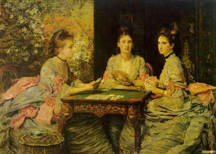 История игральных карт (17 фото)