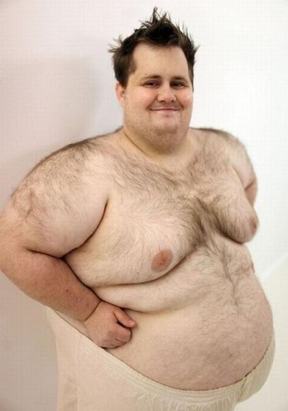 жирный и волосатые мыжики: