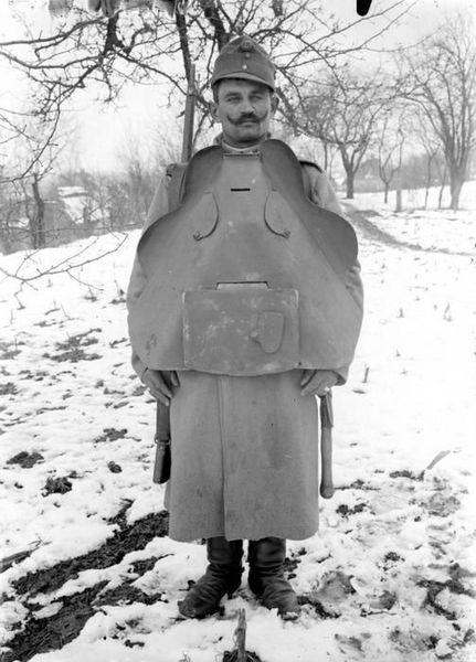 Трансформер Первой мировой войны (3 фото)