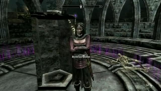 Видео Skyrim – 20 минут геймплея DLC Dawnguard (видео)
