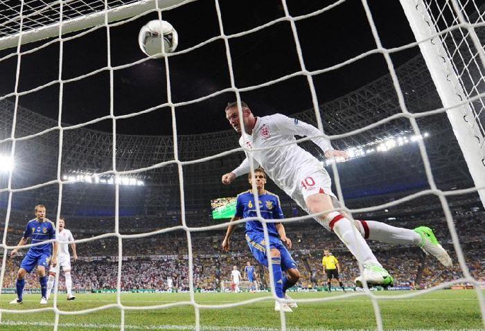 Лучшие моменты Евро-2012 (41 фото)