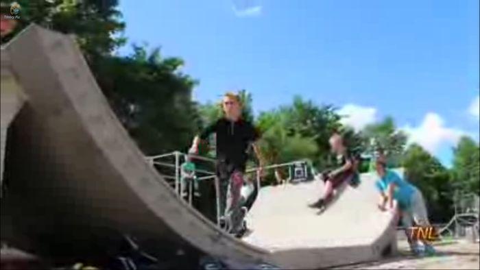 Видео подборка неудачников июня 2012. Часть 2. (видео)