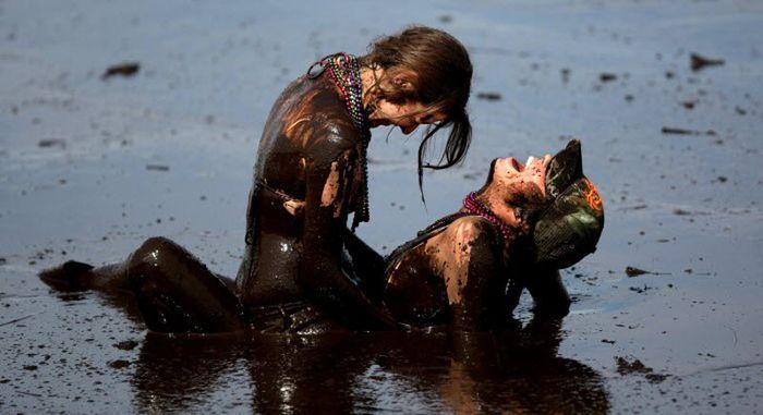 Фестиваль грязи Okeechobee Mudfest (38 фото)