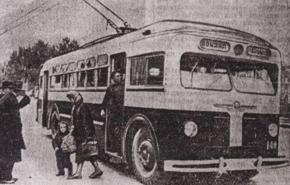 Рекордная длина троллейбусной линии (5 фото)