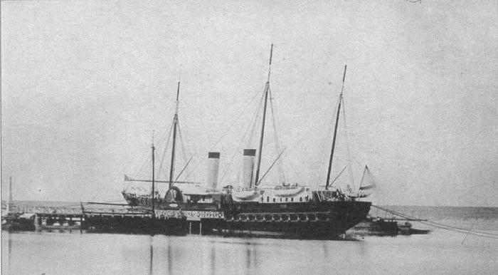Императорская яхта (20 фото)