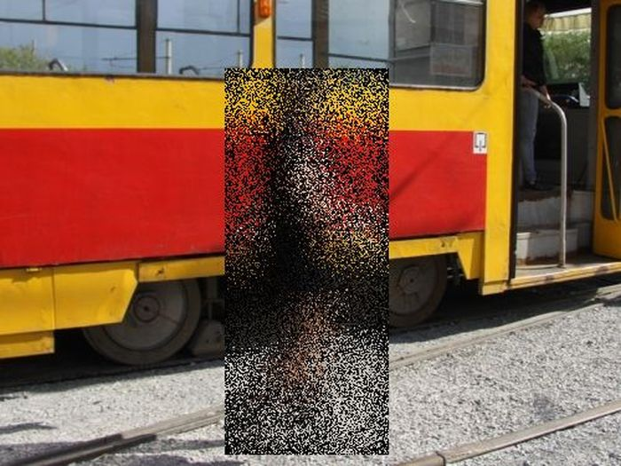вагоновожатая, барнаул, трамвай