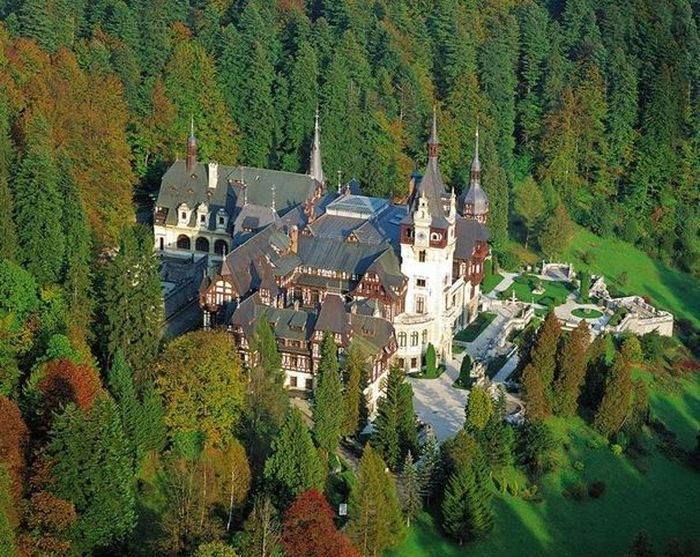 замок, история, рассказ, курорт
