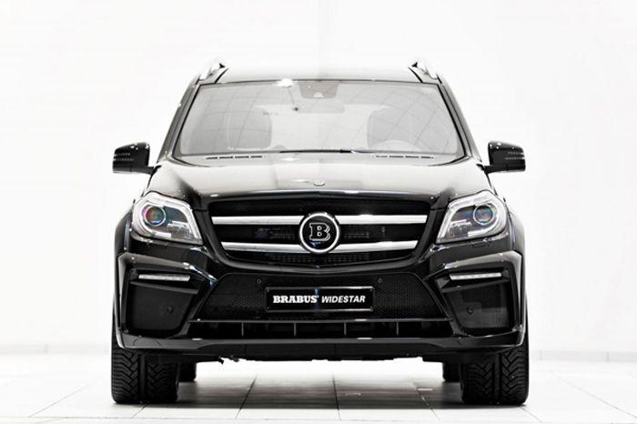 авто, brabus, mercedes gl-class, gl63 amg