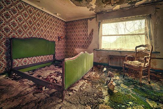 Lugares                             abandonados 6