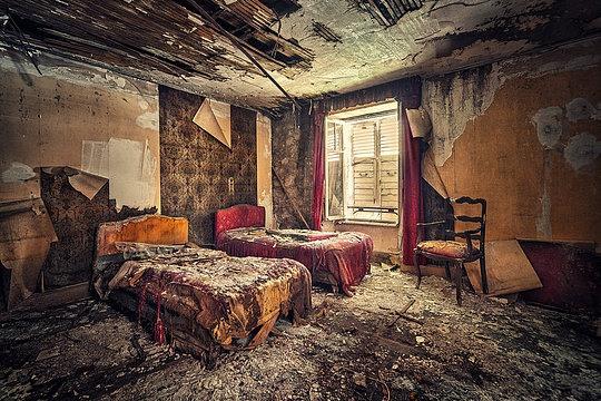 Lugares                             abandonados 10