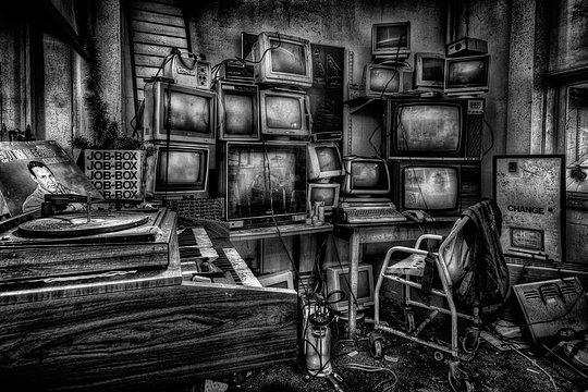 Lugares                             abandonados 19