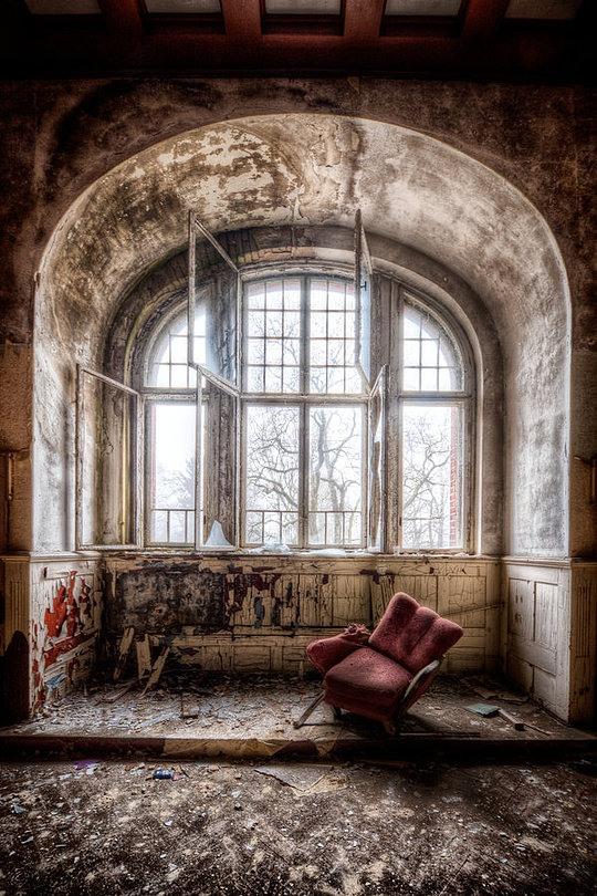 Lugares                             abandonados 22