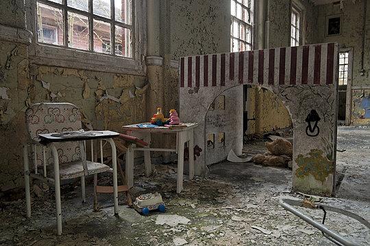 Lugares                             abandonados 25