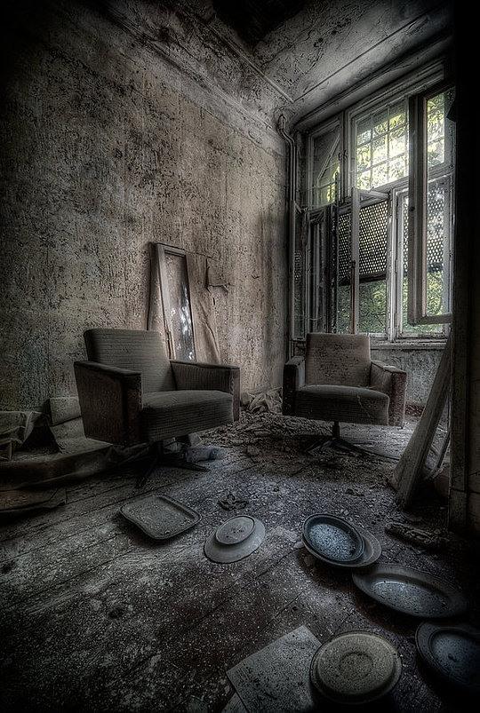 Lugares                             abandonados 31