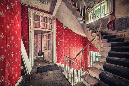 Lugares                             abandonados 36