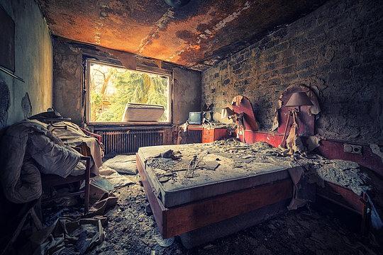 Lugares                             abandonados 38