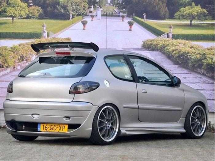 авто, найдено на ebay, peugeot 206