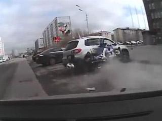 Авария из Воркуты
