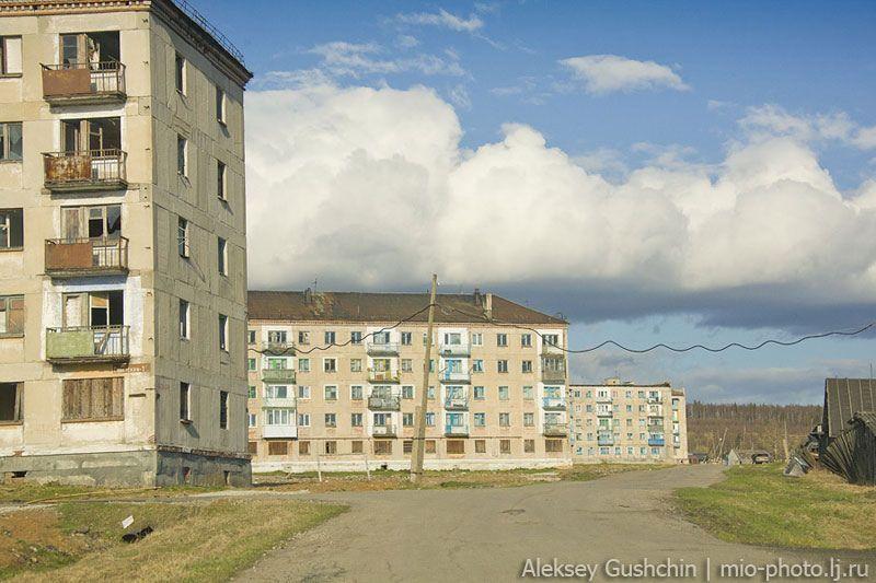 поселок северный пермский край фото мотив при
