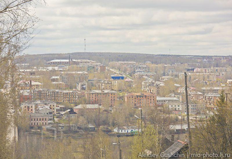 Поселок северный пермский край фото