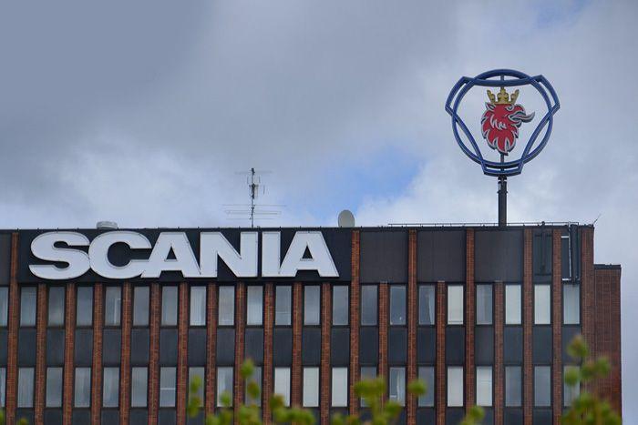 авто, scania, музей scania