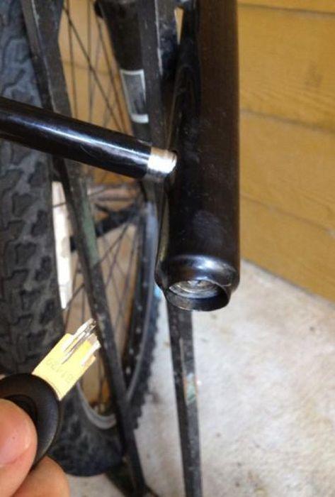 Бугагашеньки велосипед, замок, ключ