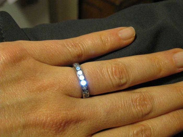 кольцо, предложение, невеста, жених, любовь, светодиод