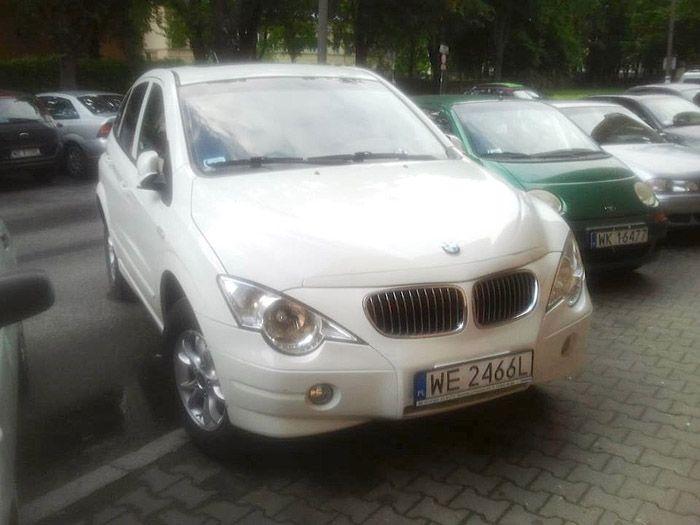 авто, ssangyong actyon, bmw x7