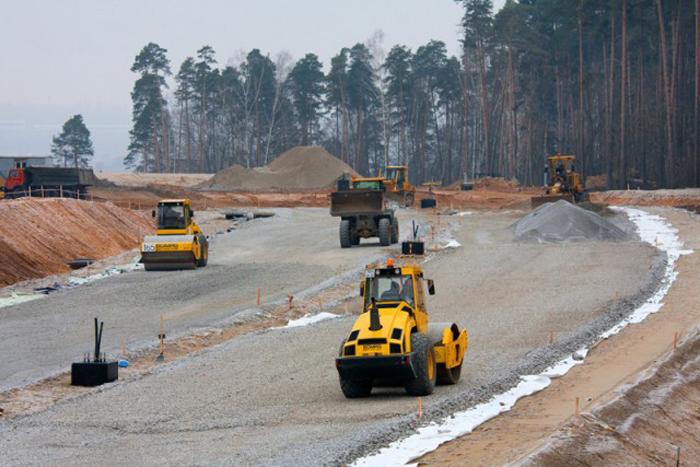 авто, дориги, строительство дороги,