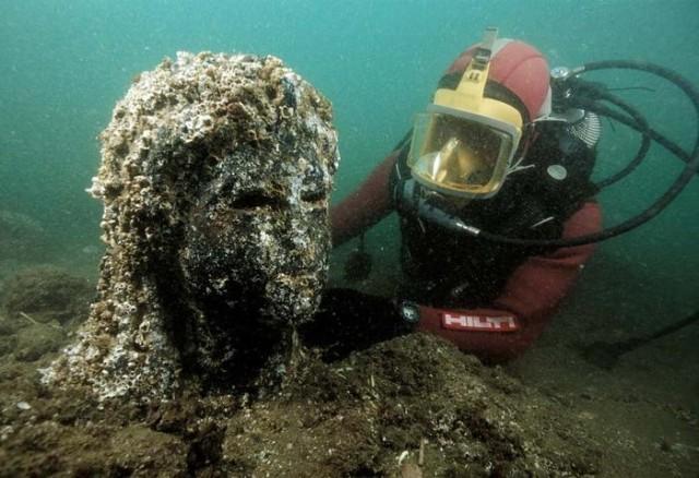 Heraclion, la ciudad perdida bajo el mar 018