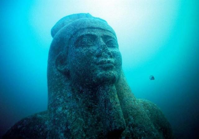 Heraclion, la ciudad perdida bajo el mar 09