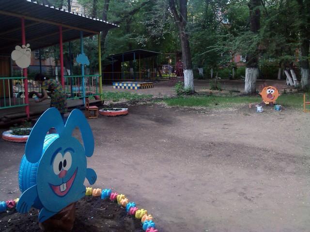 шинарики, детский сад, своими руками