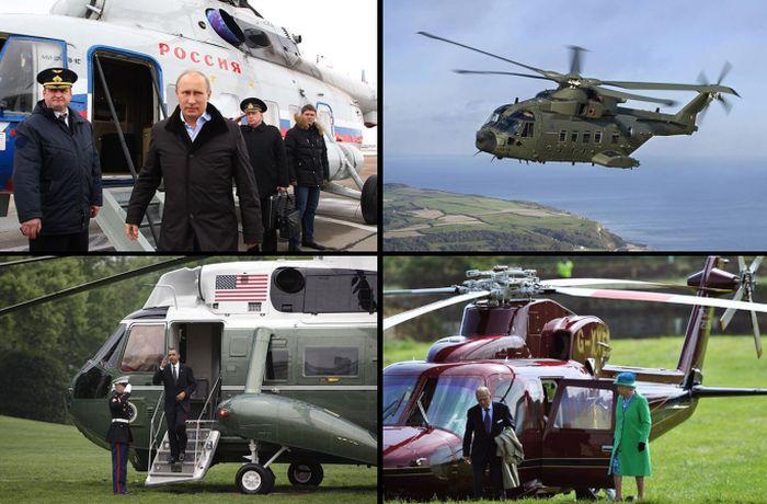 вертолет, президент, стоимость, полет