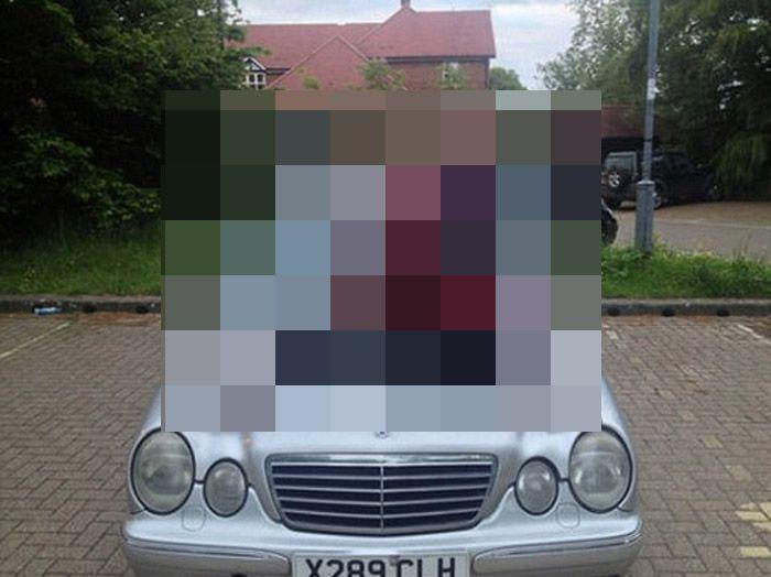 авто, найдено на ebay, mercedes w211