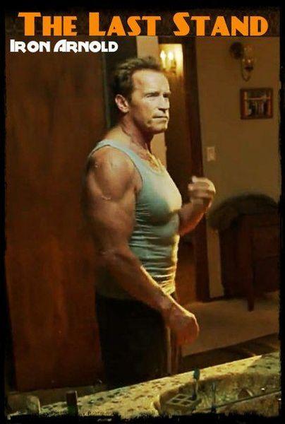 железо, мускулатура, актер
