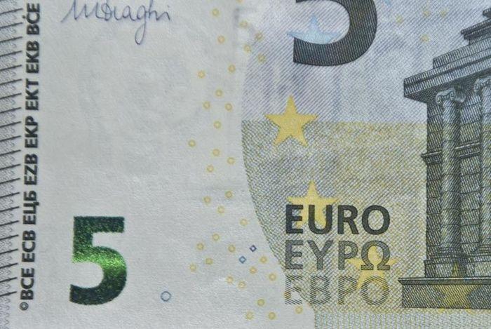 купюра, евро