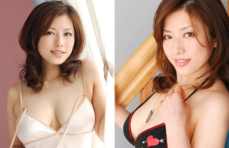 японские порна звезды фото