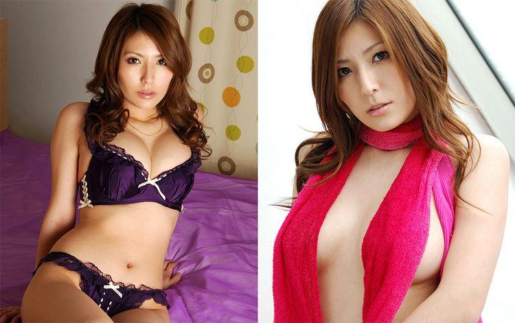 Первая сотня наиболее популярных в японии порнозвезд