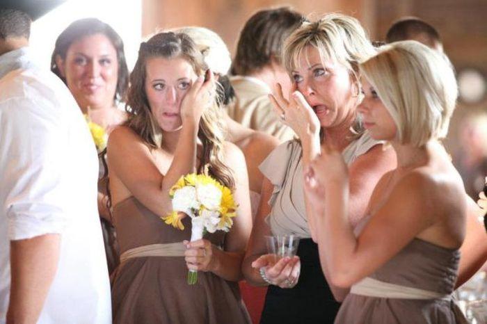 Бугагашеньки выражение лица, девушки, свадьба