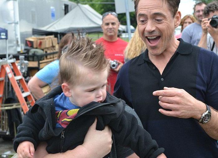 малыш, актер, звезда, человек
