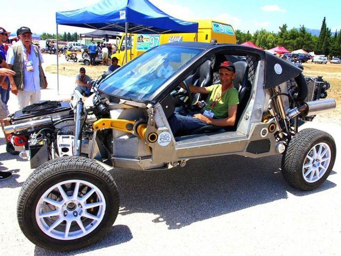 авто, korres project 4