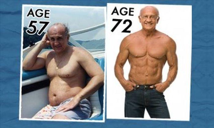 мышцы, спорт, диета, бодибилдер