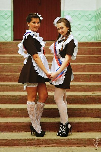 Сексуальные наряды на выпускной (6 фото)