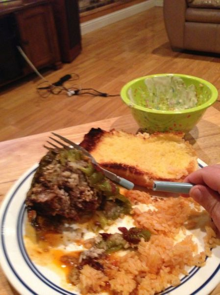Фанни фото вилка, еда, кусок мяса, прикол