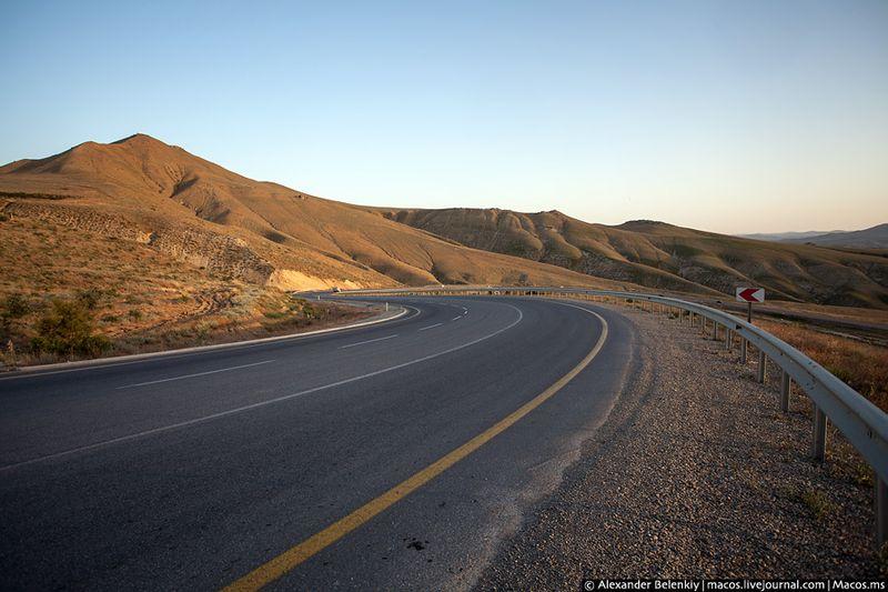 простым узором дороги азербайджана фото компания