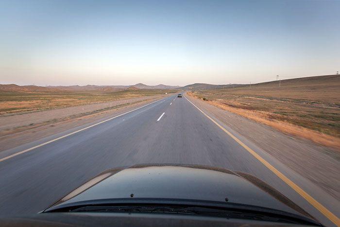 авто, азербайджан, дороги