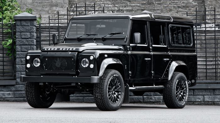 авто, land rover defender, kahn design,