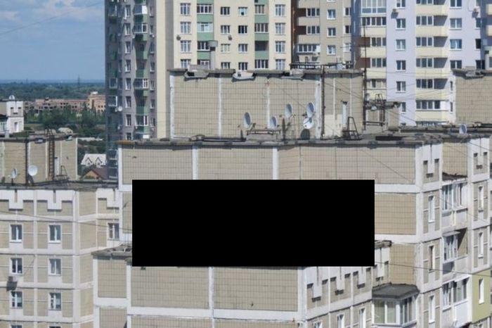 дача, киев, многоэтажка, пристройка