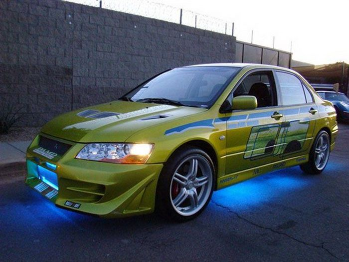 авто, найдено на ebay, mitsubishi, evolution, форсаж