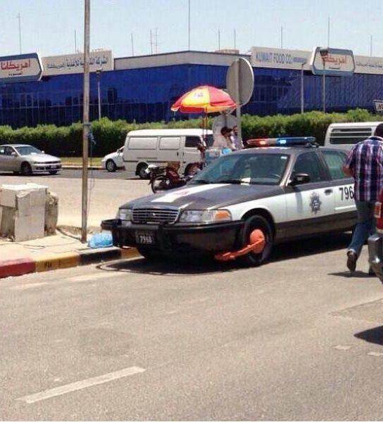 Бугагашеньки парковка, полицейская машина, штраф